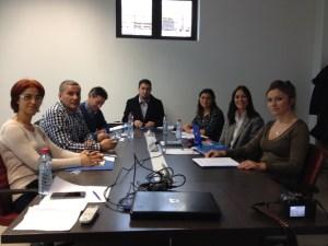 Kick-off meeting DISCO Project. Skopje 11st November 2015