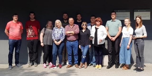 Second Meeting of the Robotics 4.0 All Erasmus+ European project in Tartu, Estonia