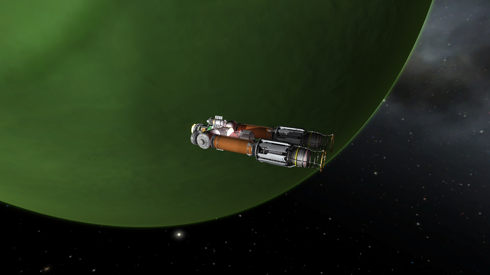 In orbit around Jool