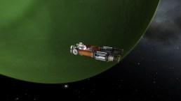 In orbit around Jool