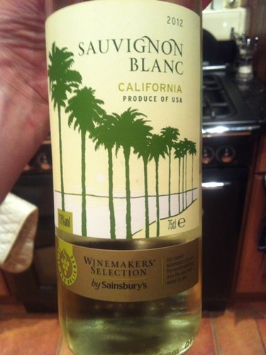 Sainsbury's wine