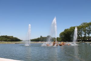 The Musical Fountains