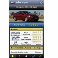 Interfaccia dell'app