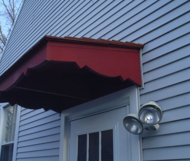 Project Spotlight How To Use Custom Wooden Awnings For Style Protection From Sun Rain Snow