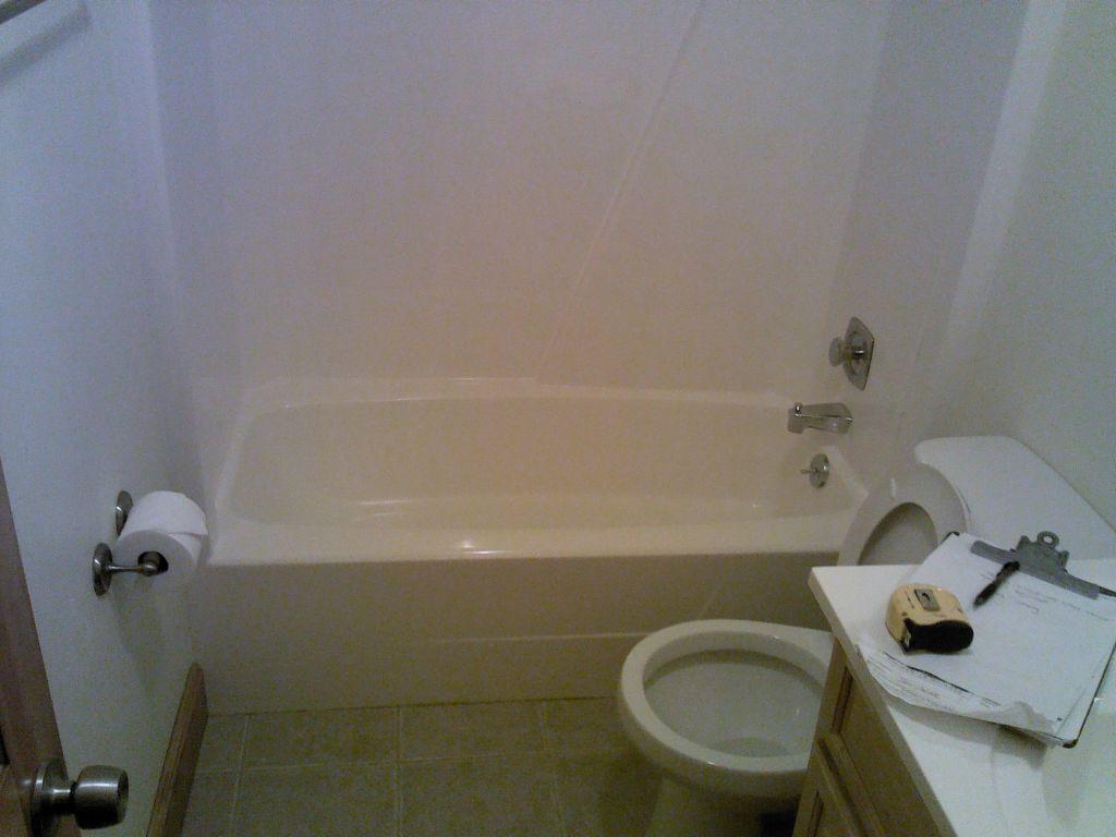 Bathtub To Glass Block Walk In Shower Conversion Shower