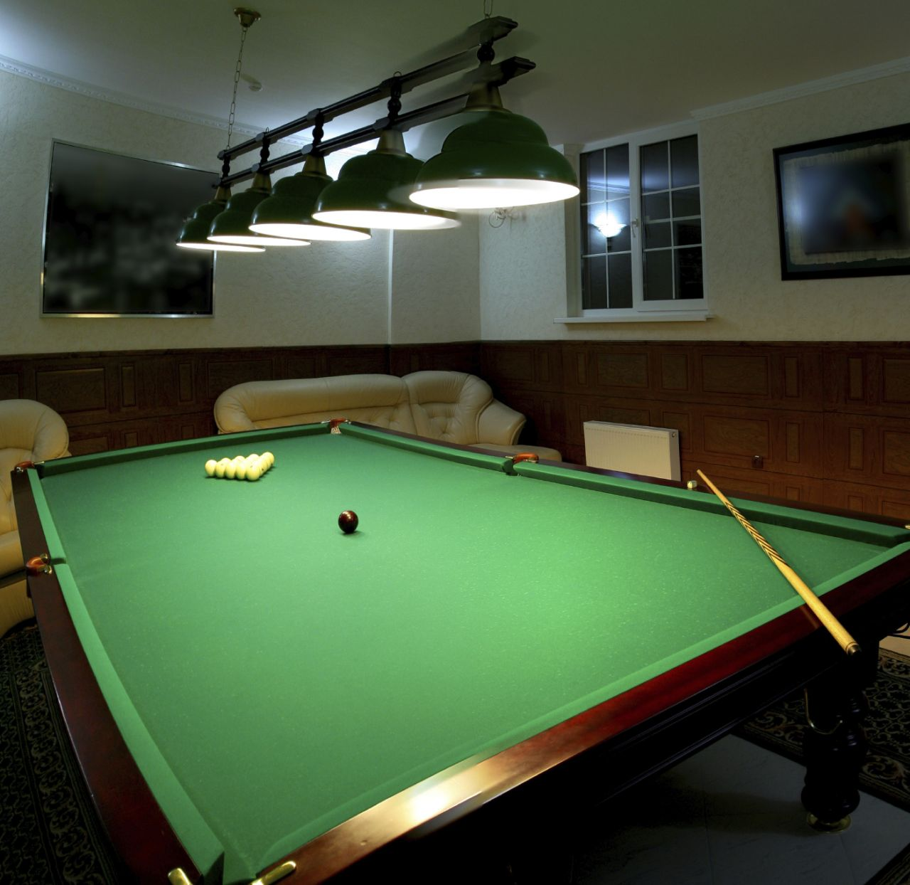 7 ways to light up your man cave