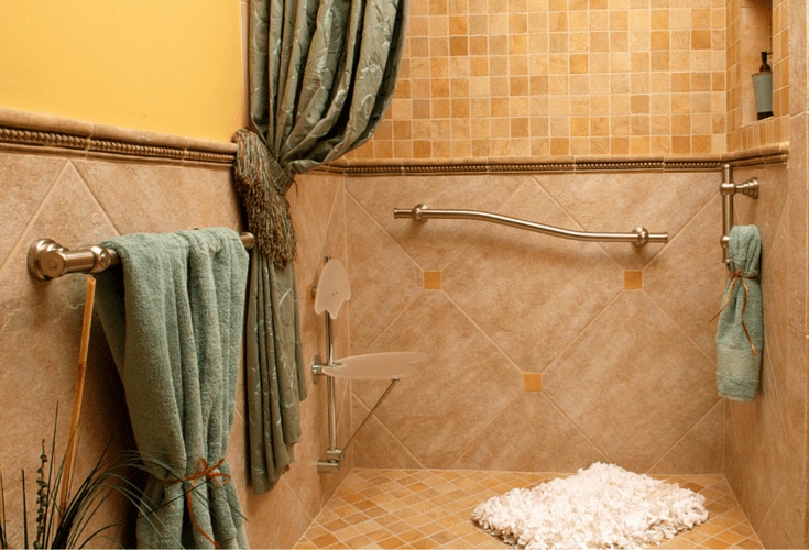 Luxury Bathroom Amp Shower Ideas For Active Adults In