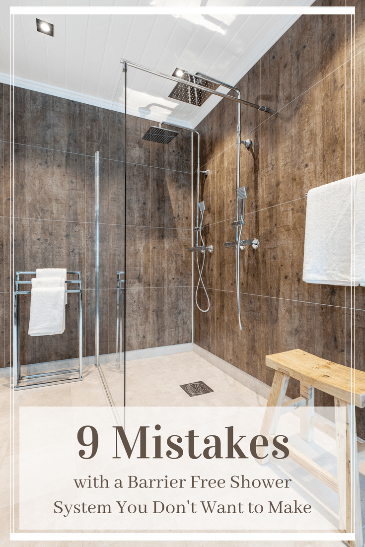 5 Reasons To Use A One Level Wet Room Shower Vs A Shower