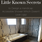 How To Design A Handicapped Accessible Shower Innovate