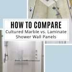 How To Compare Cultured Stone Laminate Bathroom Shower Wall Panels Innovate Building Solutions