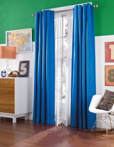 Firefend Flame Retardant Curtains