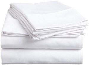pima cotton sheets