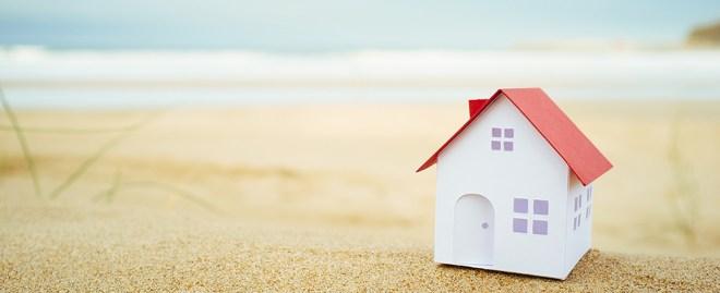 Beah rental property