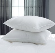 Soft Primaloft pillows