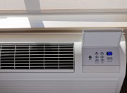 Air conditioning in hotel