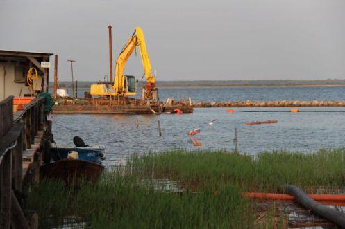 Ausbau Hafen Kloster