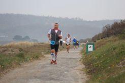 Läufer am Westdeich Vitte Höhe Mühle