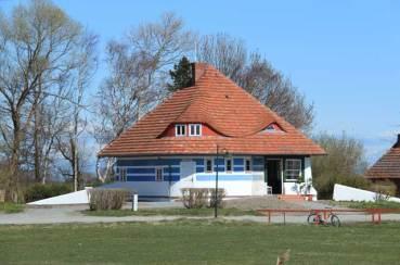 Das Asta-Nielsen-Haus im April 2015.