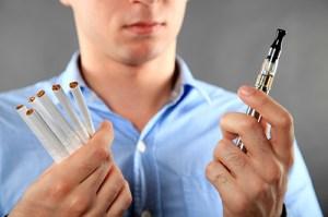 Cigarette électronique Vs cigarette de tabac