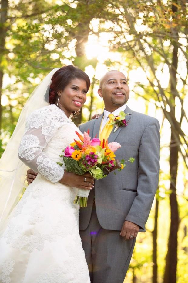 Kaylaa + Landon Wedding Day