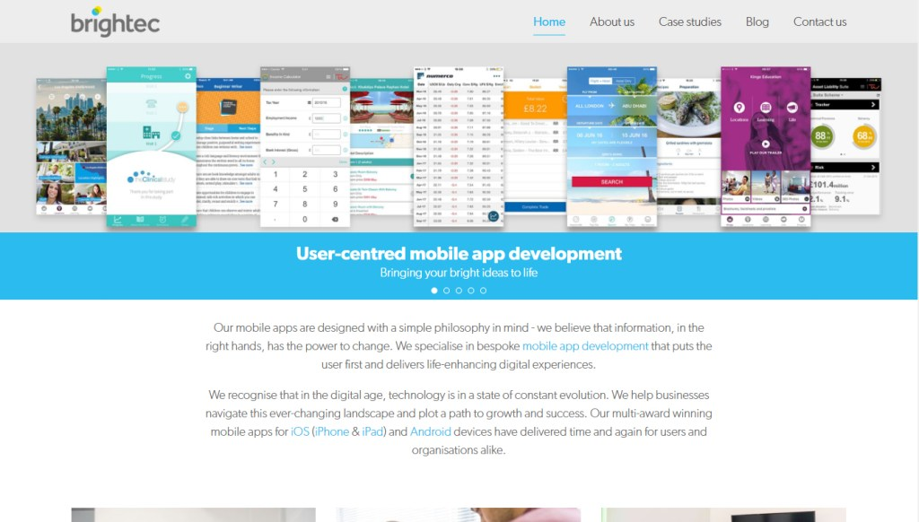 App Development Companies UK