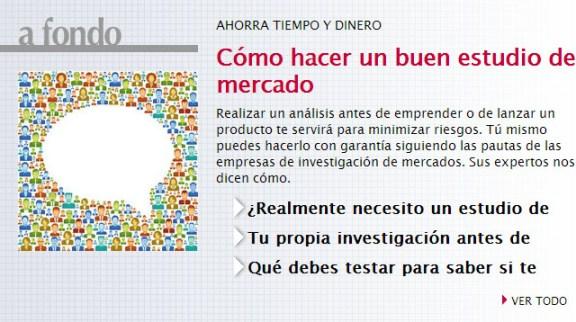 captura de pantalla emprendedores.es