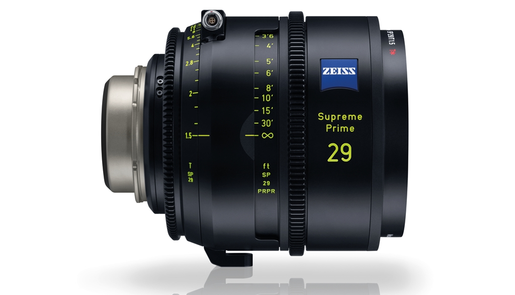 Zeiss Supreme Prime 29
