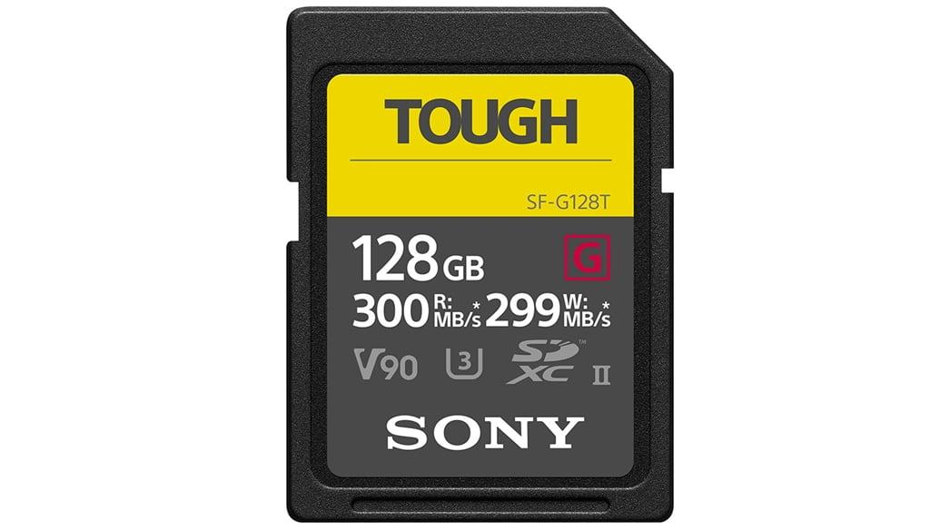 Sony-Tough