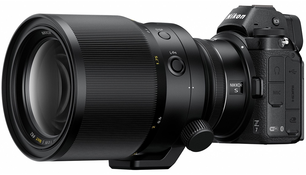 Nikon-Z7-Noct-58mm-f0.95