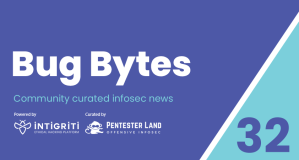 Bug Bytes #32 – XSS in Google.org, Burp Teams & Paged out!