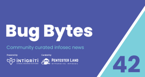 Bug Bytes #42 – XML to RCE, GitHub for Recon & Cloud Hacking Heaven