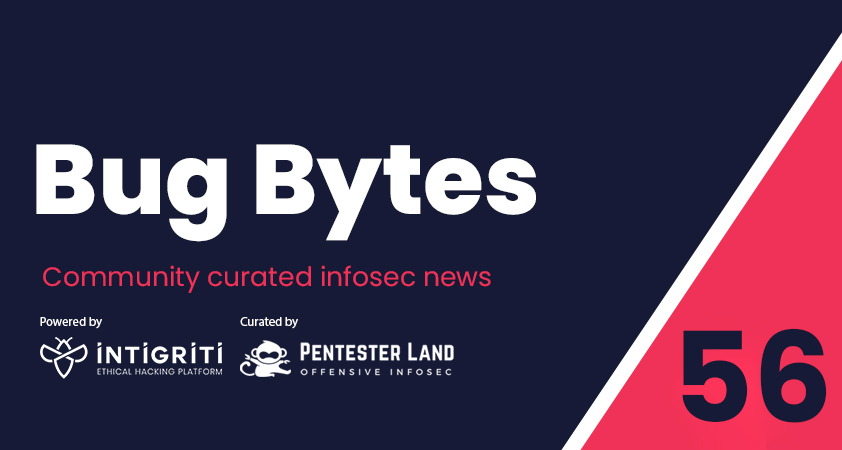 Bug Bytes #56 – Pwning A Pwned Citrix, Upgrading Your Recon with Discord & Tip of the week by @jobertabma