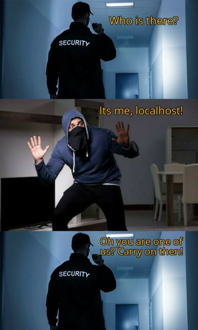 SSRF Meme