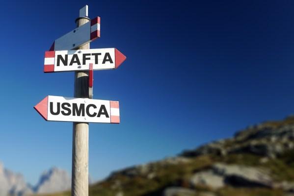 USMCA versus NAFTA