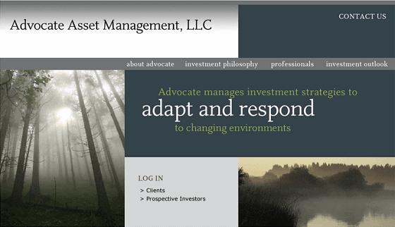 asset management website