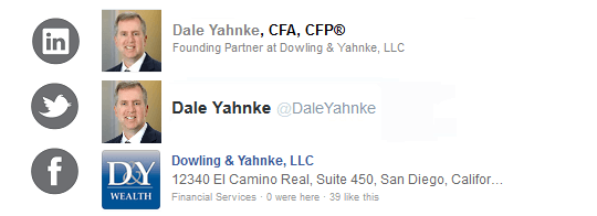 Dale Yahnke       Dowling & Yahnke