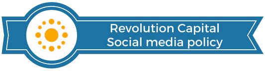 revolution capital social media policy
