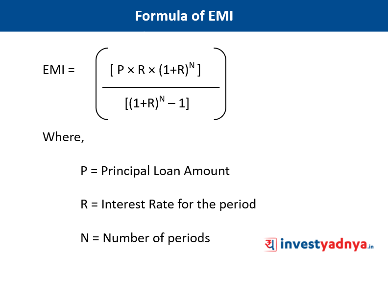 EMI Formula