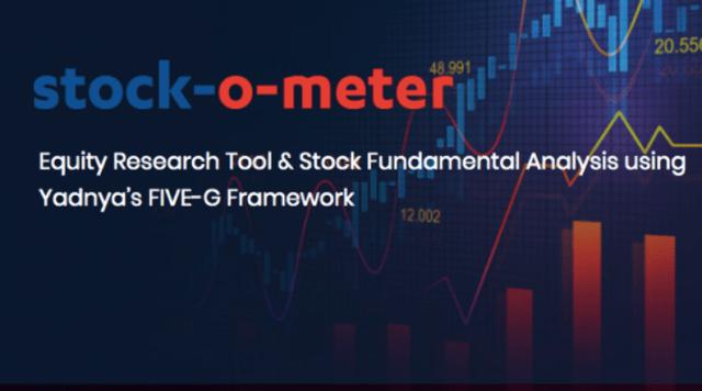 Stock-o-meter