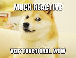 much-reactive