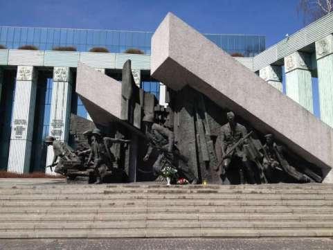 Uprising monument