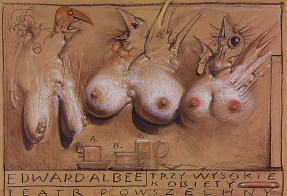 Three Tall Women (Trzy wysokie kobiety, 1996)