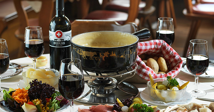 best fondue and raclette restaurants