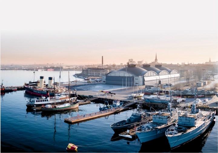 Tallinn Estonian Maritime Museum – Seaplane Harbour