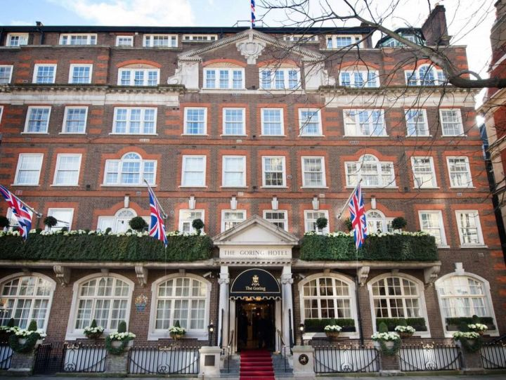 London's last remaining family-owned luxury hotel