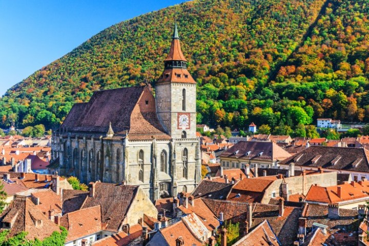 Brasov as Halloween destination