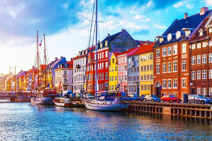 Copenhagen - one of the most expensive cities in Europe
