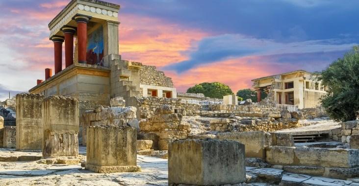 Visit Crete, Grece in November