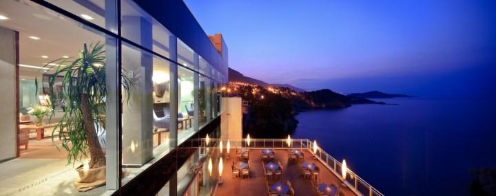 hotel bellevue dubrovnik view