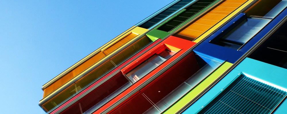 Cores e Arquitetura